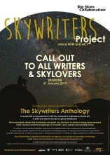 Skywriters Anthology A3 poster_2019 Call Out_VerySmall