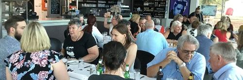 IAT Symposium 2019 - Dinner @ The Dish
